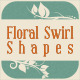 Floral Swirl Shapes - GraphicRiver Item for Sale