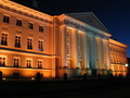 university of tartu at night - PhotoDune Item for Sale