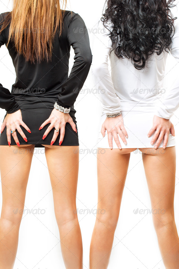 two sexy girls - Stock Photo - Images