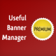 Useful Banner Manager Premium - CodeCanyon Item for Sale