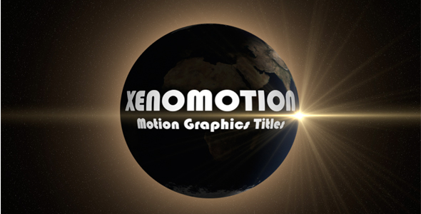 After Effects Project - VideoHive Eclipse Titles No Plug-Ins Req 94970
