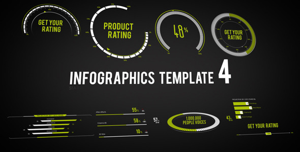 After Effects Project - VideoHive Infographics Template 4 2635009
