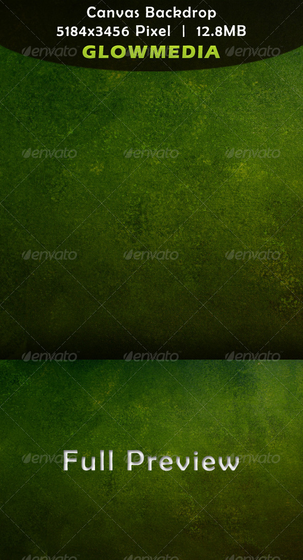 Canvas Backdrop - Textures