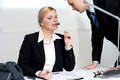 Female executive discussing business issue - PhotoDune Item for Sale