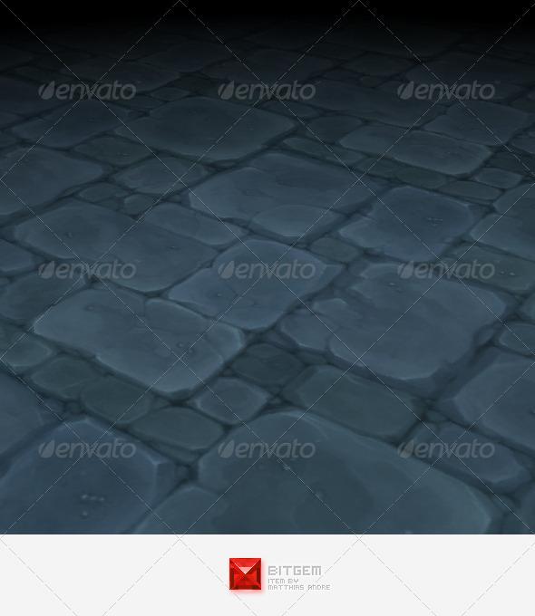 3DOcean Stone Floor Texture Tile 01 2644858