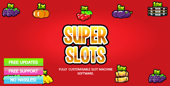 Slot Machine - ActiveDen Item for Sale