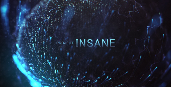 After Effects Project - VideoHive Insane 2640574