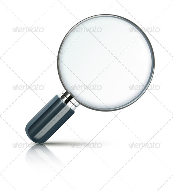 GraphicRiver Magnifying glass 2645855