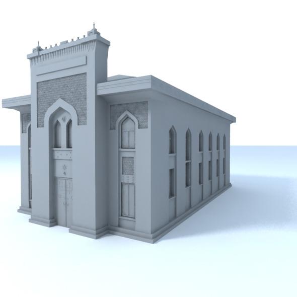 3DOcean Sinagoga 2646131