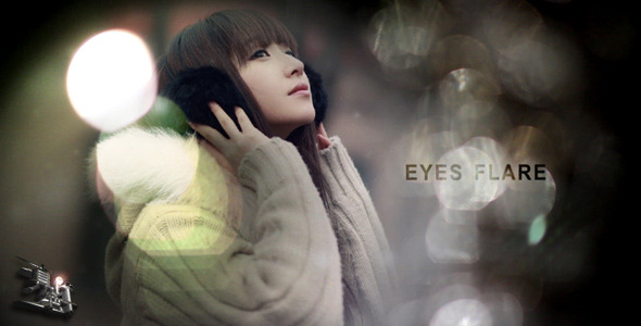 After Effects Project - VideoHive Eyes Flare 2641576
