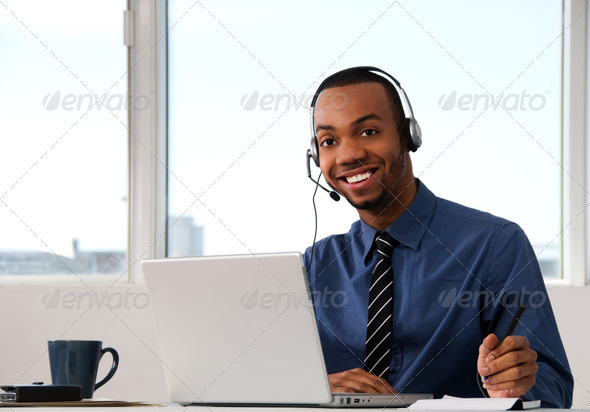 Customer Service - Stock Photo - Images