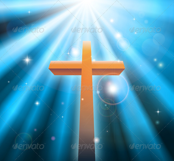 GraphicRiver Christian religion cross 2646370