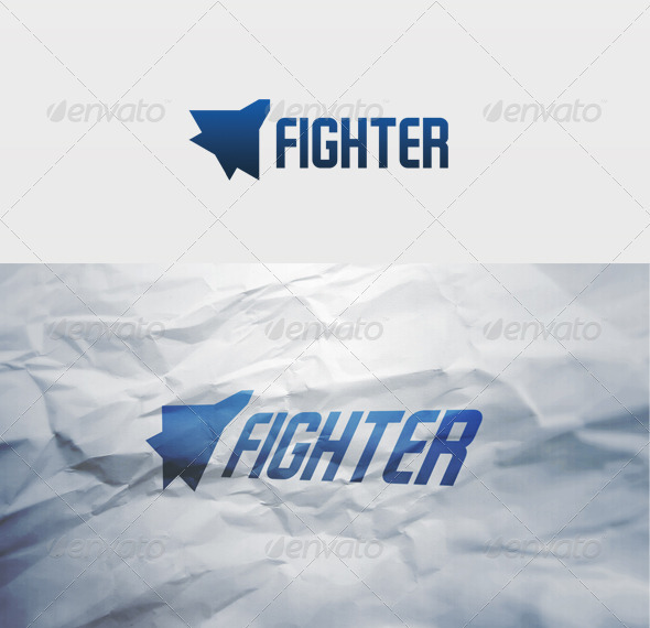 GraphicRiver Fighter Logo 2646594