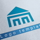 Mormania Low Firm Logo Template - GraphicRiver Item for Sale