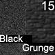 15 Black Grunge Concrete Backgrounds