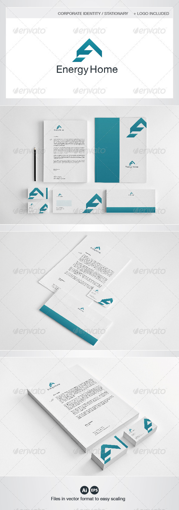 Energy Home Corporate Identity