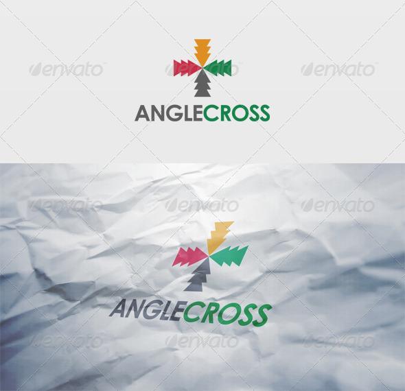 Angle Cross Logo