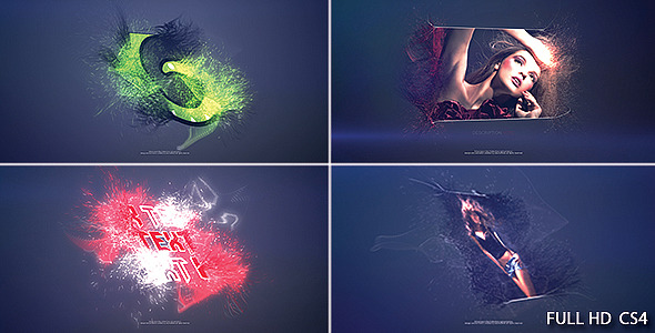 After Effects Project - VideoHive Disperser 2641645