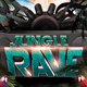 Jungle Rave Party Flyer