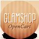 GlamShop Modern OpenCart Theme  Free Download