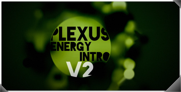 After Effects Project - VideoHive Plexus Energy Intro V2 2650151