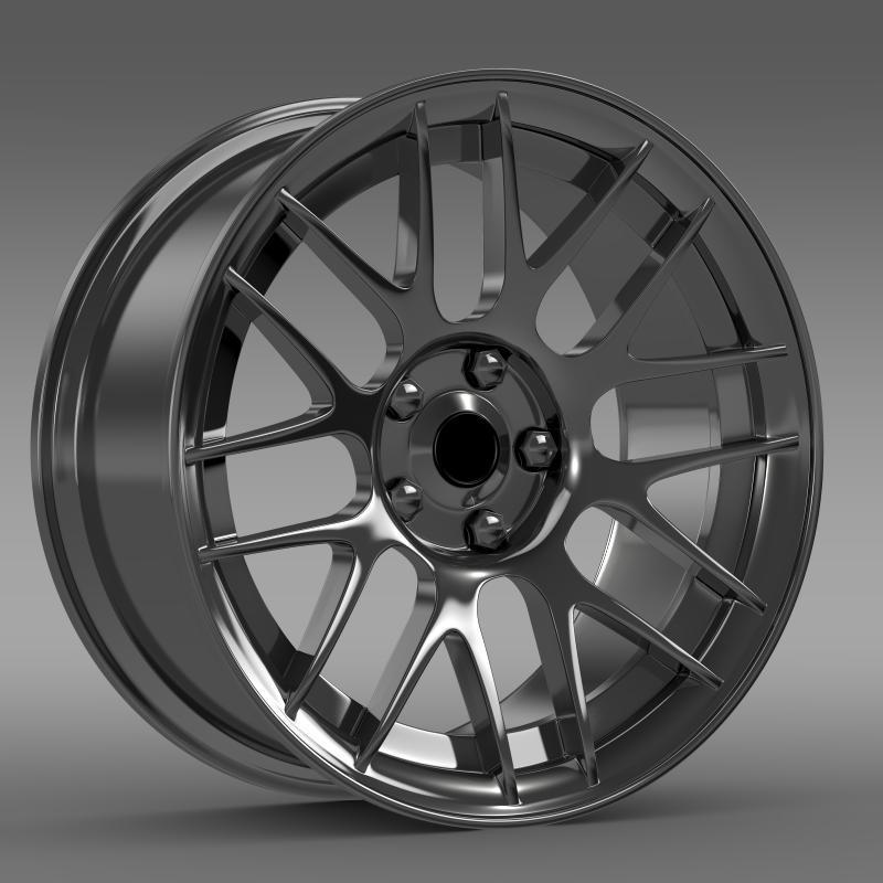 Chevrolet Camaro 2012 Hennesey rim - 3DOcean Item for Sale