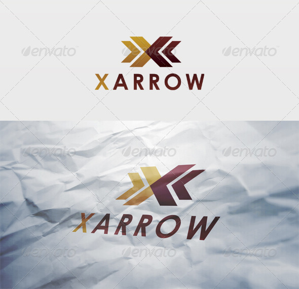 X Arrow Logo