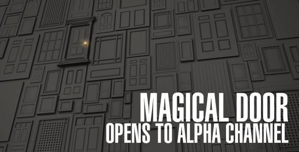 Shining Doorway To Alpha