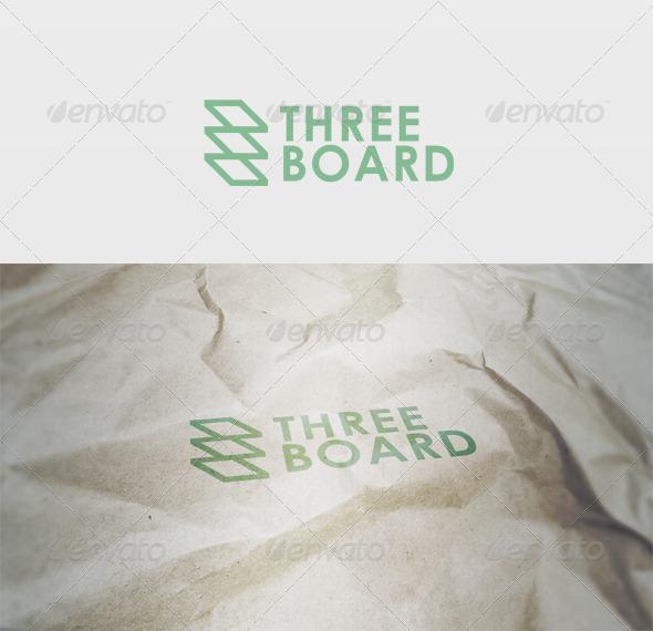 Three Board Logo