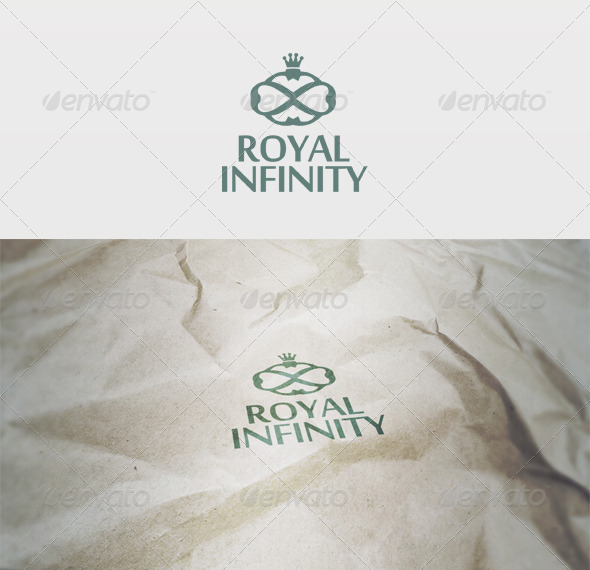 GraphicRiver Royal Infinity Logo 2650811