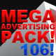 Mega Advertising Pack! - GraphicRiver Item for Sale