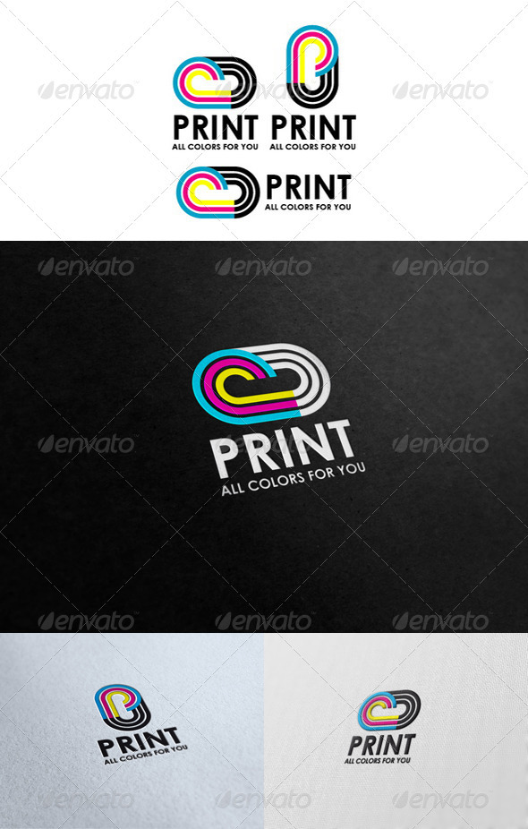 Print Logo Template