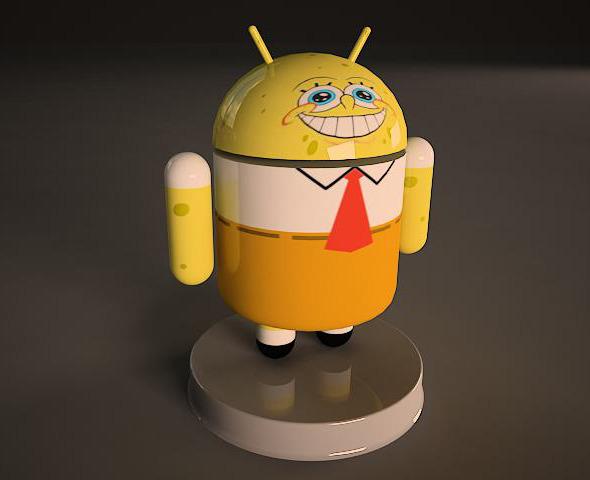3DOcean Sponge Bob Android 2647951