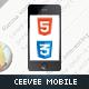 CeeVee Mobile Retina | HTML5 & CSS3 And iWebApp - ThemeForest Item for Sale