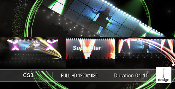 [VideoHive 2652288] SuperStar | After Effects Project