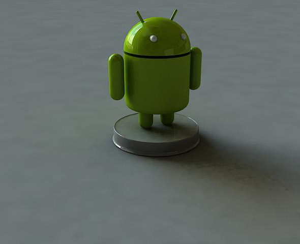 Android Model - 3DOcean Item for Sale