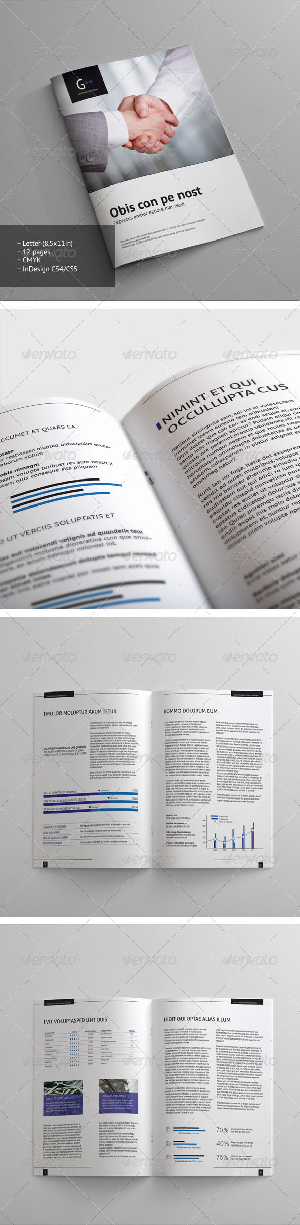 GraphicRiver Corporate Brochure 20 2652335