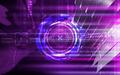 Future Tech Background - PhotoDune Item for Sale