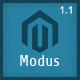 Modus - Magento theme - ThemeForest Item for Sale