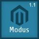 Modus – Magento theme  Free Download