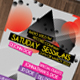 Retro Party Club Posters - GraphicRiver Item for Sale