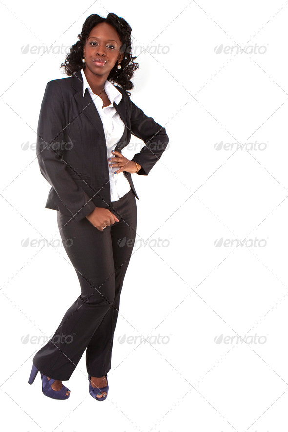 beauty businesswoman - Stock Photo - Images