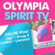 Olympia Spirit Tv Graphics - VideoHive Item for Sale