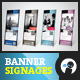 Corporate - Multipurpose Banner Signage 1 - GraphicRiver Item for Sale