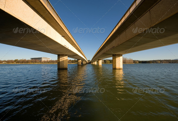 Commonwealth Bridge - Stock Photo - Images