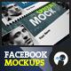 Facebook Timeline Covers Mock-Ups VOL2