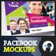 Facebook Timeline Covers Mock-Ups VOL1 - GraphicRiver Item for Sale