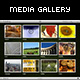 MediaGallery - XML Full Screen Slideshow - ActiveDen Item for Sale