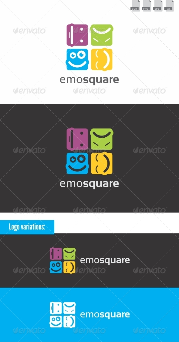 GraphicRiver Emosquare 2657369