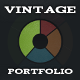 Vintage Portfolio - Responsive HTML5/CSS3 Template - ThemeForest Item for Sale